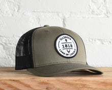 Load image into Gallery viewer, Illinois Springfield Snapback