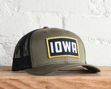 Load image into Gallery viewer, Iowa Fan Snapback