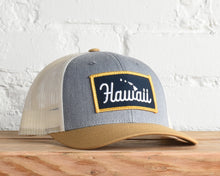 Load image into Gallery viewer, Hawaii Script Snapback