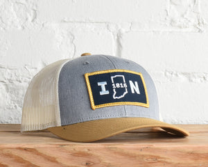 Indiana South Bend Snapback
