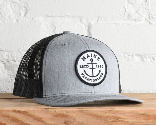 Maine Vacationland Snapback