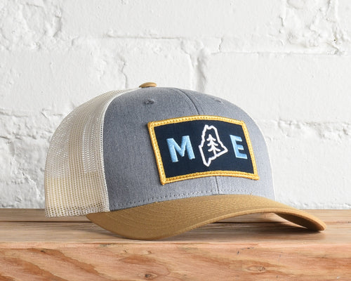 Maine Bar Harbor Snapback