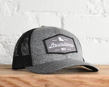 Load image into Gallery viewer, Louisiana Script Snapback