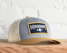 Load image into Gallery viewer, Mississippi 1817 Snapback