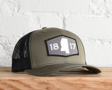 Load image into Gallery viewer, Mississippi Magnolia Snapback