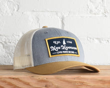 Load image into Gallery viewer, New Hampshire Live Free Snapback