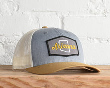Load image into Gallery viewer, Arizona Script Snapback