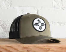 Load image into Gallery viewer, New Mexico Sun Snapback