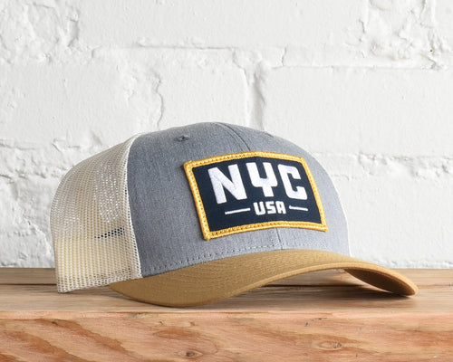 NYC- New York Snapback