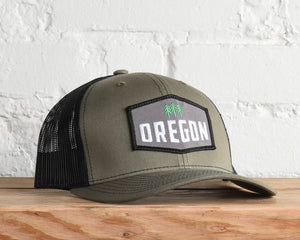 Oregon Trees Snapback