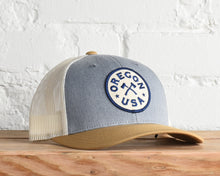 Load image into Gallery viewer, Oregon Axe Snapback