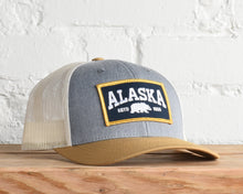 Load image into Gallery viewer, Alaska Wilderness Snapback