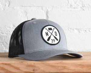North Dakota Paddle Snapback