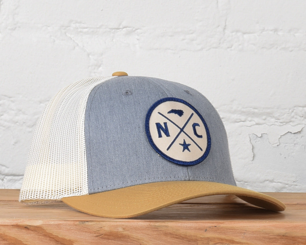 North Carolina Tar Heel Snapback