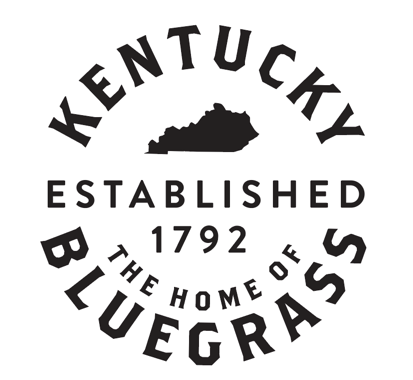 Kentucky Bluegrass Decal