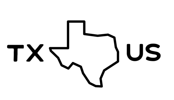 TX | US Decal