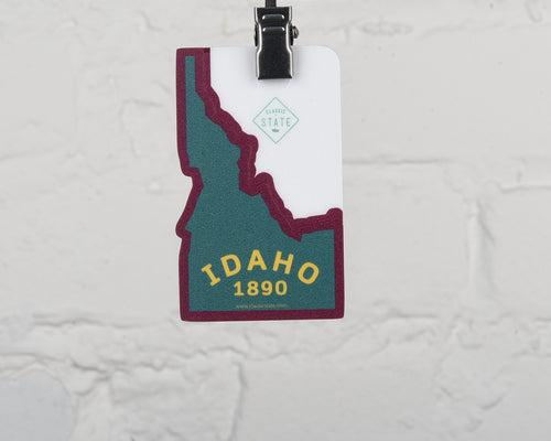 Idaho 1890 Sticker