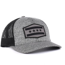 Load image into Gallery viewer, Illinois  Chicago Flag Snapback Hat - Classic State