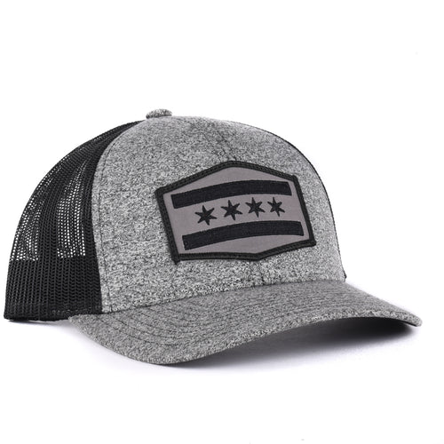 Illinois- Chicago Flag Snapback