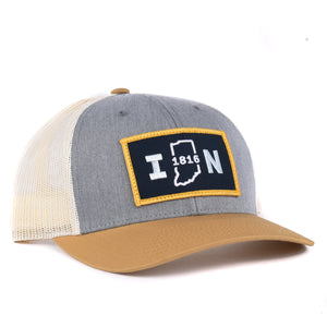 Indiana South Bend Snapback - Classic State