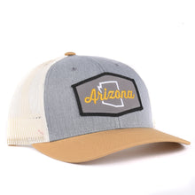 Load image into Gallery viewer, Arizona Script Snapback hat - Classic State