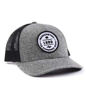 Washington 1889 Snapback