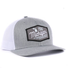 Load image into Gallery viewer, Michigan's Great Lakes Snapback