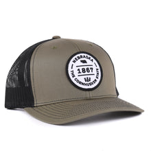 Load image into Gallery viewer, Nebraska 1867 Snapback Hat - Classic State