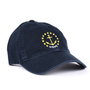 Rhode Island Anchor of Hope Hat