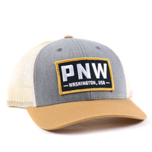 Load image into Gallery viewer, Washington PNW Snapback