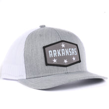 Load image into Gallery viewer, Arkansas Stars Snapback Hat - Classic State