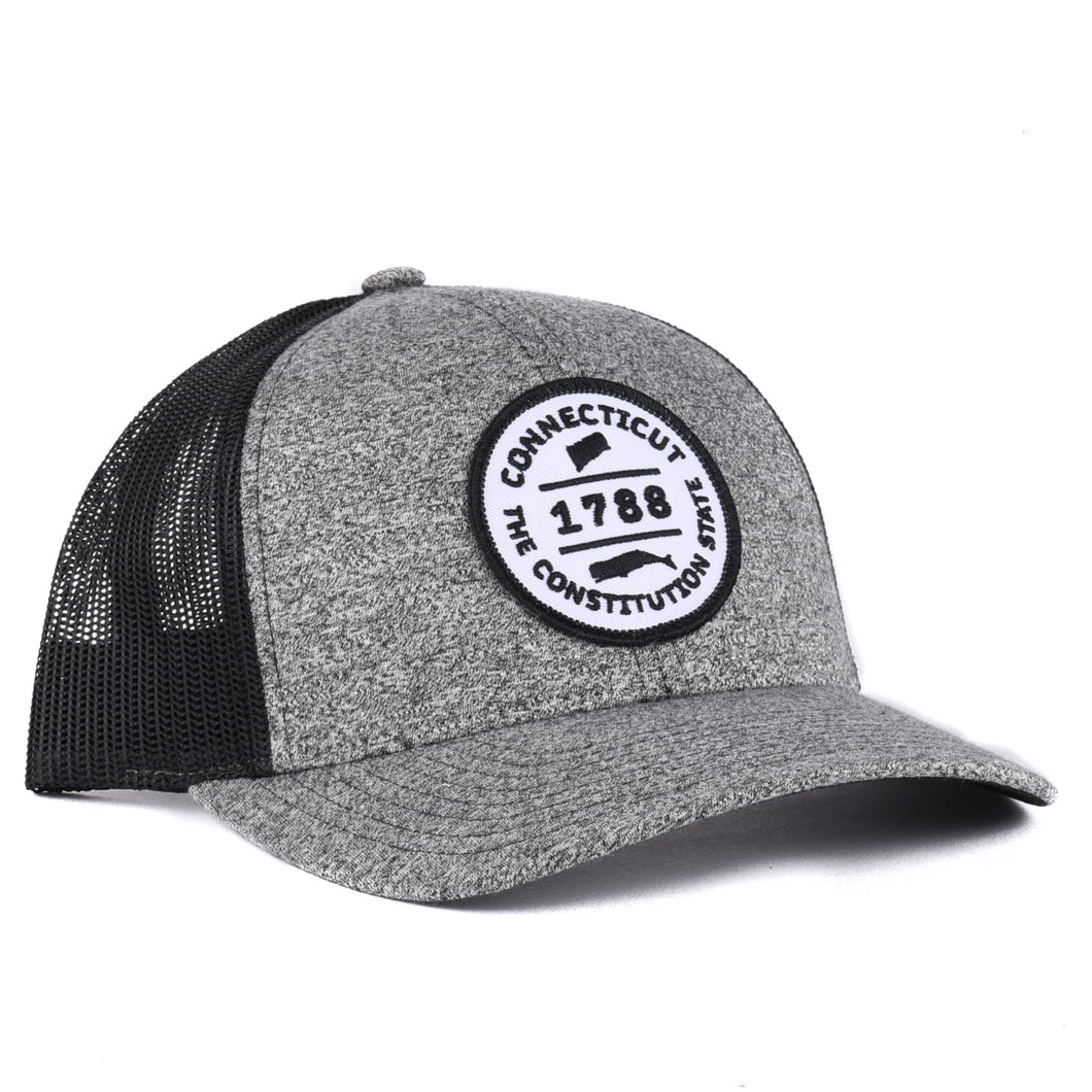 Connecticut Hartford Snapback Hat - Classic State