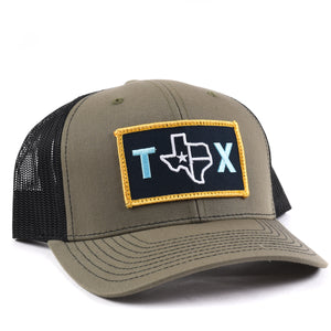 State of Texas Snapback - Hat - Classic State