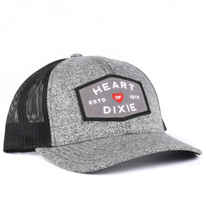 Alabama Dixie Snapback hat