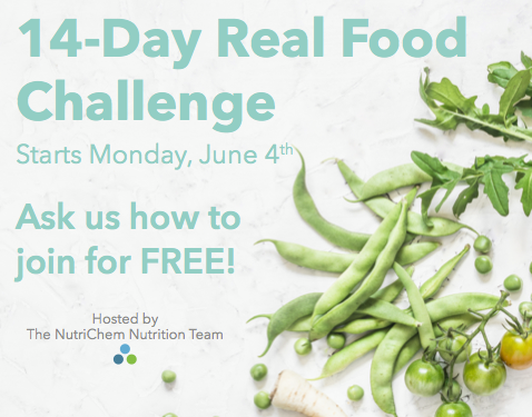 Real Food for Real Life Nutrition Challenge