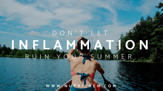 Don't Let Inflammation Ruin Your Summer