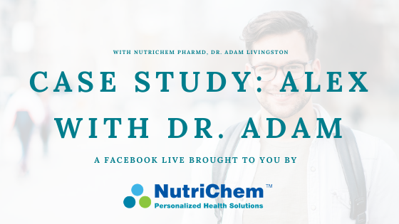 FACEBOOK LIVE: Case Study: A High That Does Not Last, with Dr. Adam Livingston, PharmD