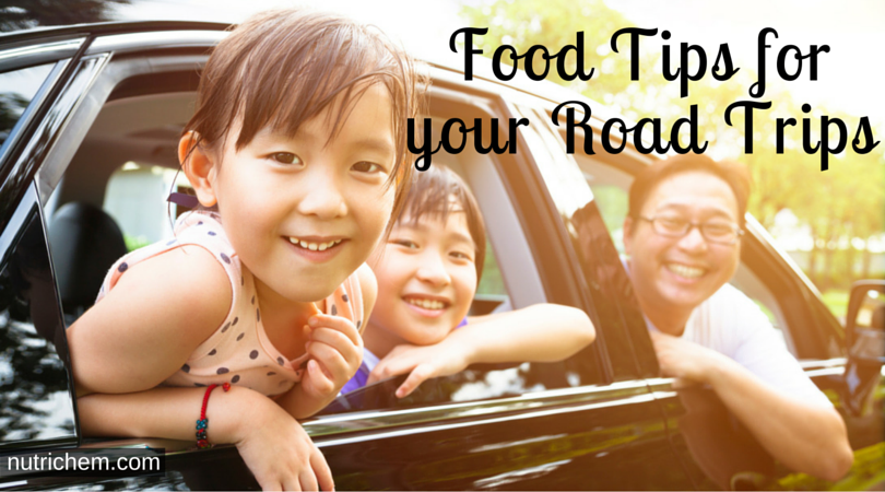 Food Tips for your Road Trips