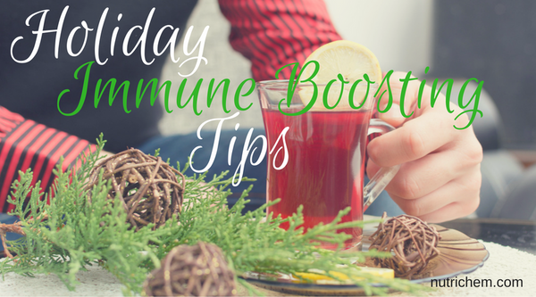 Holiday Immune Boosting Tips