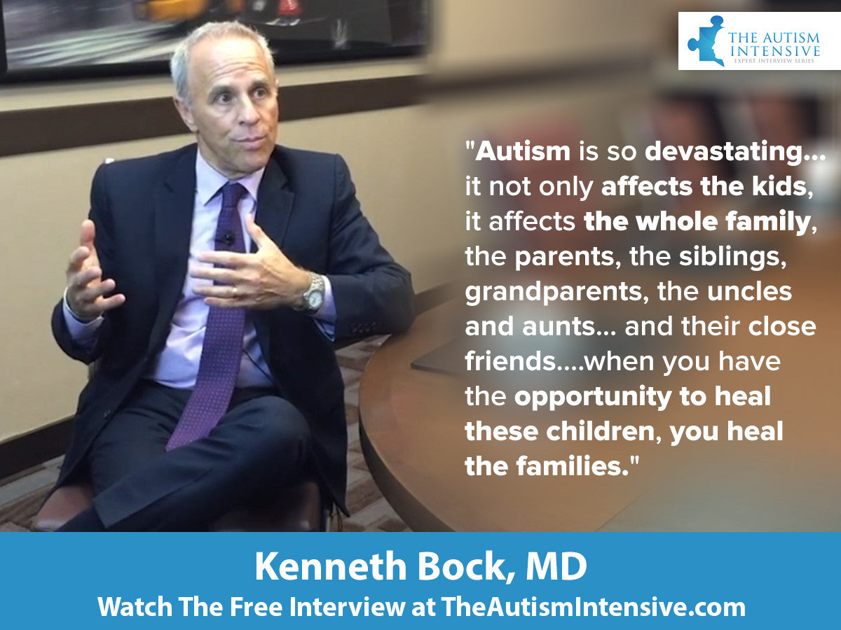 Why the Autism Intensive Summit?
