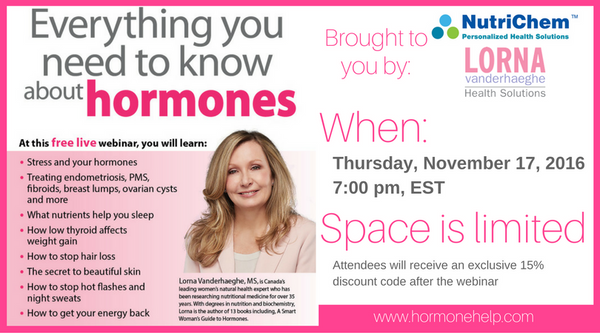 Everything you need to know about hormones [webinar]