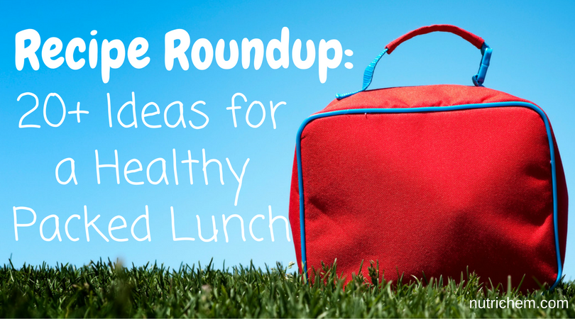 Recipe Roundup: 20+ Ideas for a Healthy Packed Lunch
