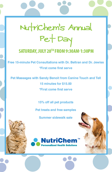 NutriChem Annual Pet Day 2018