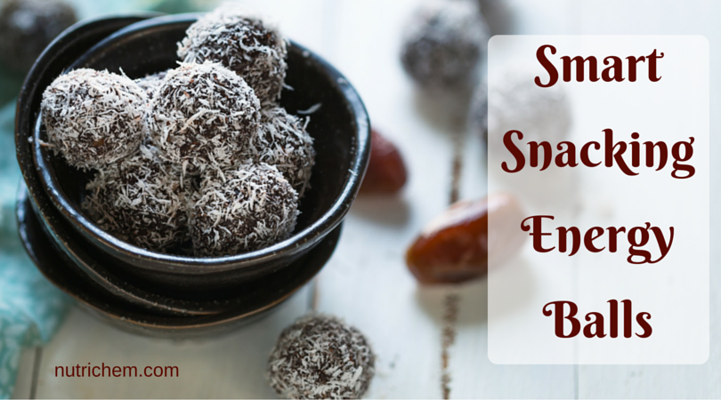 Smart Snacking Energy Balls