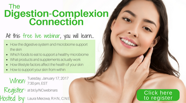 The Digestion-Complexion Connection [webinar]