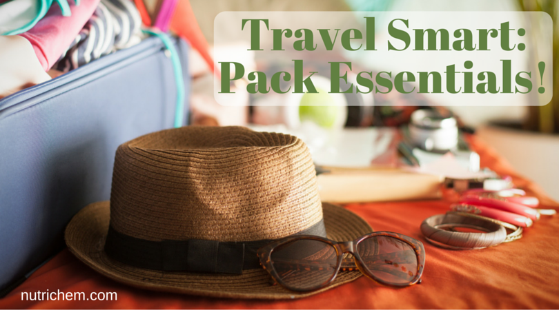 Travel Smart: Pack Essentials!
