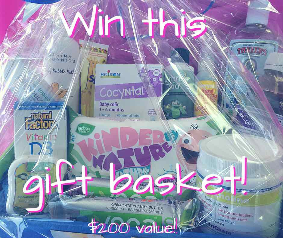 """From Bump to Baby"" Contest: Goodie Basket worth over $200!"