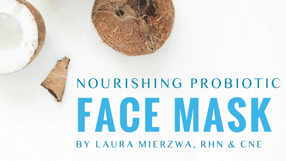 Nourishing Probiotic Face Mask