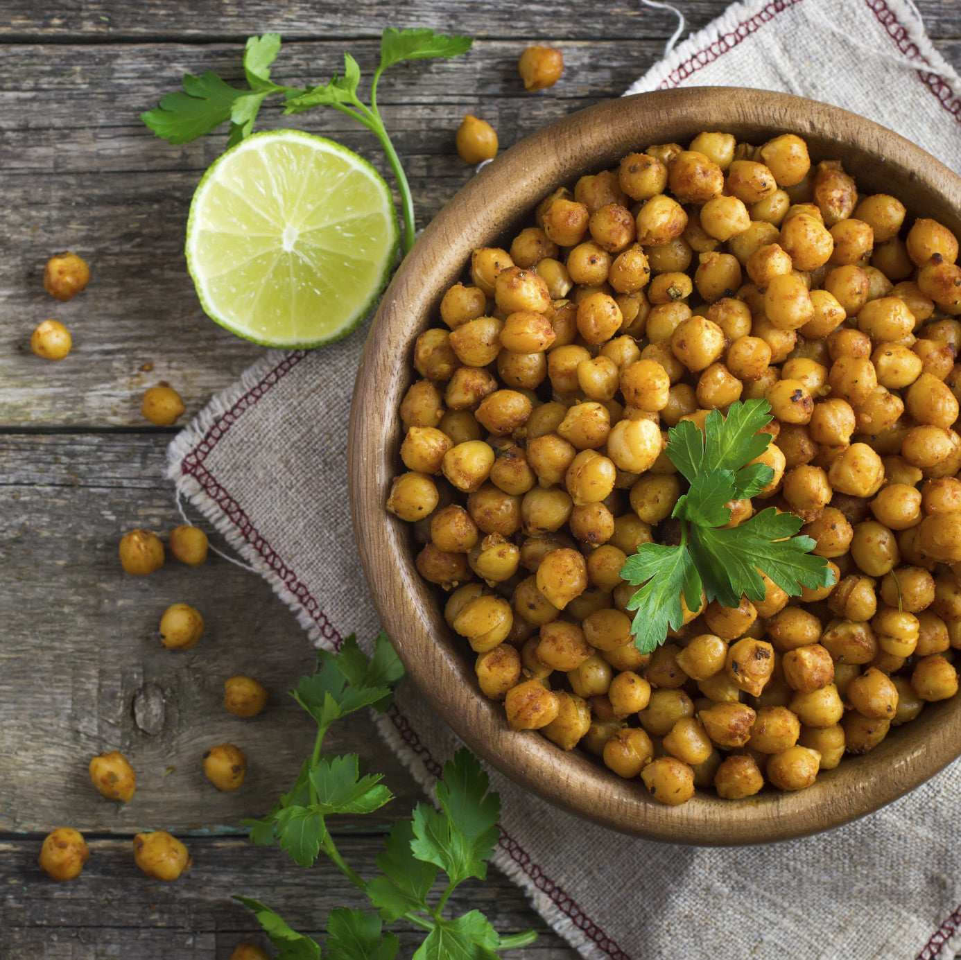 Roasted Chickpeas