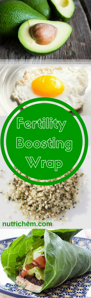 Fertility Boosting Wrap Recipe